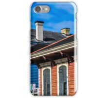 New Orleans Spanish Quarter houses  iPhone Case/Skin