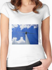 Windmill Women's Fitted Scoop T-Shirt