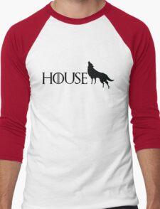 Game of Thrones - Stark Men's Baseball ¾ T-Shirt