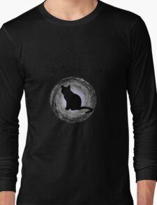 Harry Potter Cat Patronus Long Sleeve T-Shirt