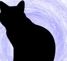 Harry Potter Cat Patronus Sticker