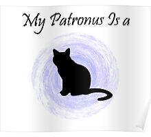 Harry Potter Cat Patronus Poster