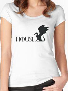 Game of Thrones - Targaryen Women's Fitted Scoop T-Shirt