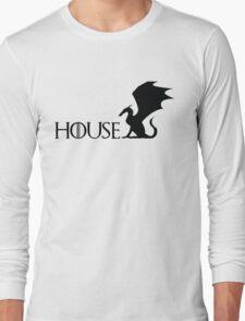 Game of Thrones - Targaryen Long Sleeve T-Shirt