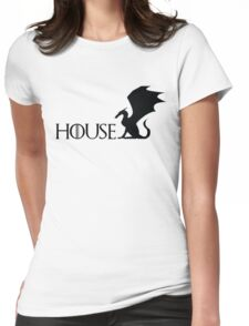 Game of Thrones - Targaryen Womens Fitted T-Shirt