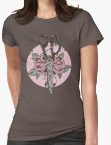 the  dressmaker Womens Fitted T-Shirt