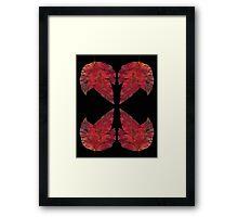 Autumn Four of a Kind Framed Print