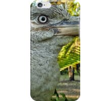 Northern Australia Kookaburra  iPhone Case/Skin