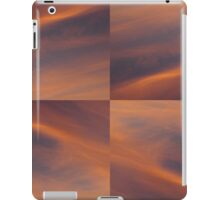 Sunset Sky Mosaic iPad Case/Skin