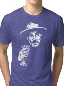 I Drink Your Milkshake (I drink it up) Tri-blend T-Shirt