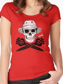 Jolly GONZO Women's Fitted Scoop T-Shirt