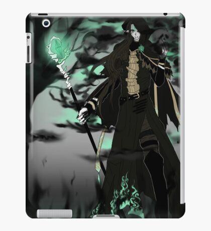 Emerald Daemon iPad Case/Skin