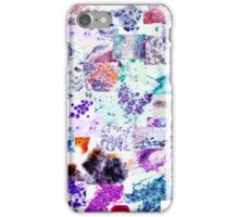 Psychedelic Cytology iPhone Case/Skin