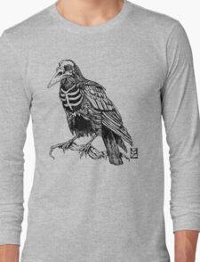 Skelecrow Long Sleeve T-Shirt