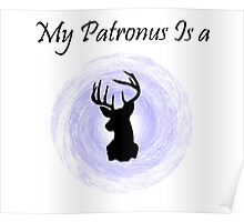 My Patronus is a Stag. Poster