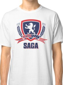 SAGA Official Merchandise  Classic T-Shirt