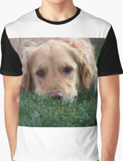 Gracie Pouts Graphic T-Shirt