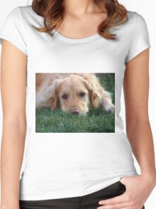 Gracie Pouts Women's Fitted Scoop T-Shirt