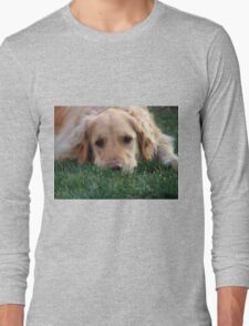 Gracie Pouts Long Sleeve T-Shirt
