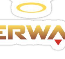Overwaifu - Mercy (Skin) Sticker