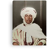 The Algerian Man, 1906 Canvas Print
