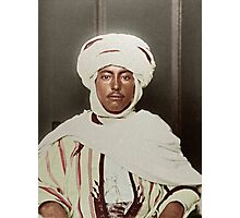 The Algerian Man, 1906 Photographic Print