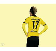 Pierre-Emerick Aubameyang Photographic Print