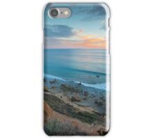 Magical View in Southern California  iPhone Case/Skin