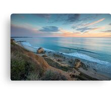 Magical View in Southern California  Canvas Print