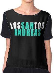 Los Santos - San Andreas Chiffon Top