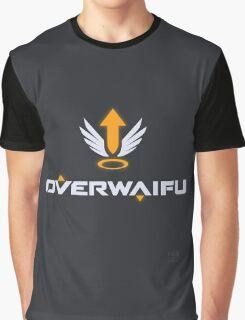 Overwaifu - Mercy (Glow) Graphic T-Shirt