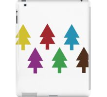Colour Forest iPad Case/Skin