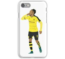 Pierre-Emerick Aubameyang iPhone Case/Skin