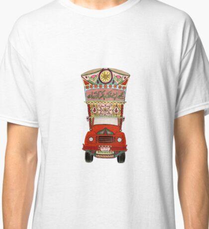 Pakistani Truck Classic T-Shirt