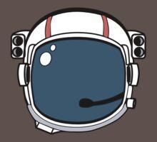 Astronaut Helmet One Piece - Short Sleeve