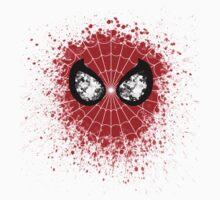 Spider-Man Splash One Piece - Short Sleeve