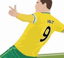 Grant Holt Sticker