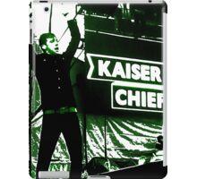 Ricky Wilson Kaiser Chiefs iPad Case/Skin