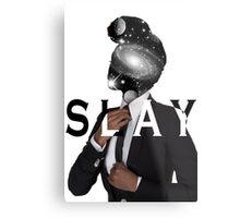 Deff-Soul Slay Print Metal Print