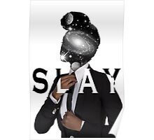 Deff-Soul Slay Print Poster