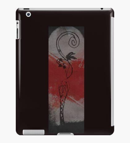Anger Staff iPad Case/Skin