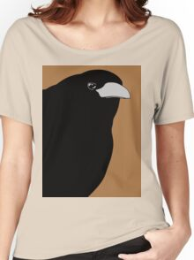 THE OLD CROW #3 Women's Relaxed Fit T-Shirt