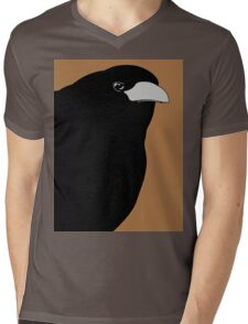 THE OLD CROW #3 Mens V-Neck T-Shirt