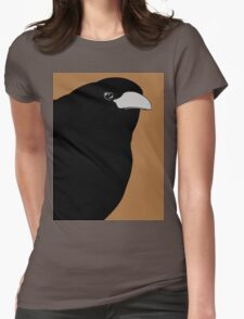 THE OLD CROW #3 Womens Fitted T-Shirt
