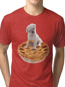 Pug pIe Tri-blend T-Shirt