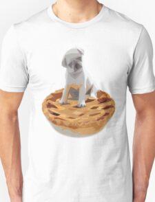 Pug pIe Unisex T-Shirt