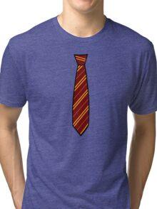 Potter-Tie Tri-blend T-Shirt
