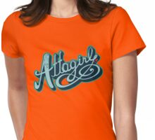 Attagirl Womens Fitted T-Shirt
