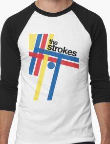 THE STROKES GOV BALL Men's Baseball ¾ T-Shirt