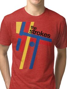 THE STROKES GOV BALL Tri-blend T-Shirt